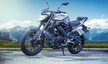 Yamaha MT 125ccm